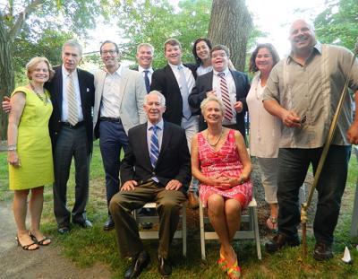 Connally family lauded by Culpepper Garden