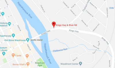 River Road suspicious death