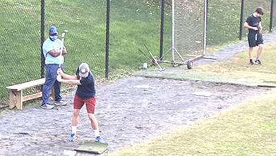 Yorktown golf range photo