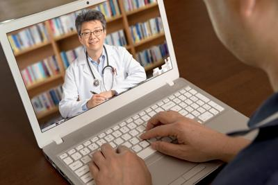 Telemedicine tele-health generic doctor health care