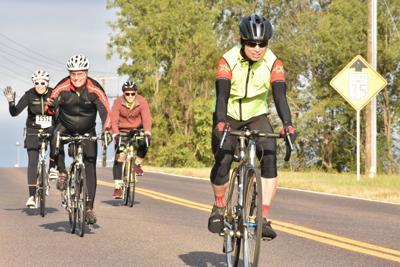 Cycling century