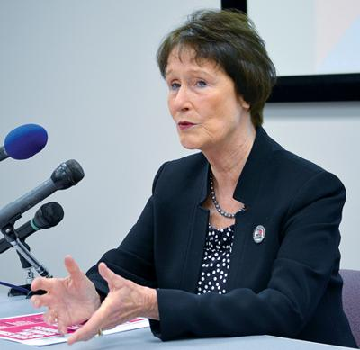 Sharon Bulova Delivers 2014 State of County Remarks