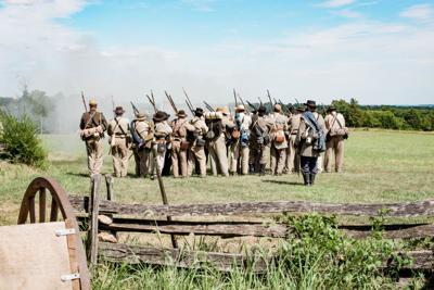 Battle of Cedar Mountain Living History and Commemoration Aug. 7-8