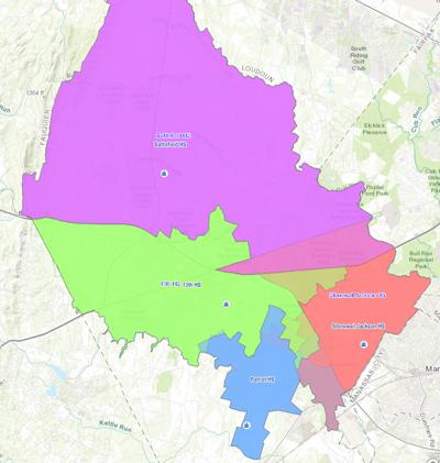 13th High School Boundary Plans