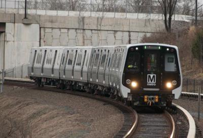 New 7000-series Metro trains