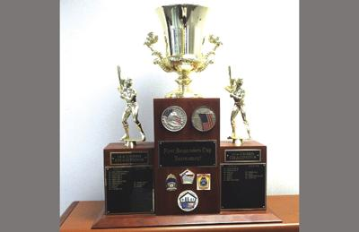First Responders trophy