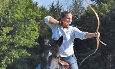This Rural Life: Taking Aim at Mounted Archery