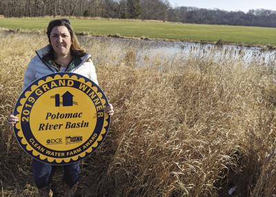 Nokesville farm recognized for conservation efforts