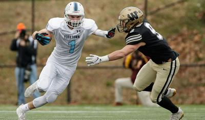 Strong Yorktown football season reaches the end of the road
