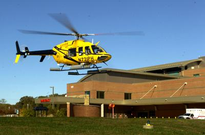 Patients will get new info on medical helicopter trips under new law