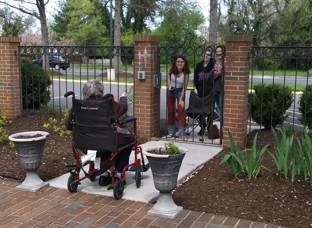 Caton Merchant House keeps residents engaged