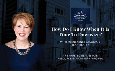 Ask McEnearney Jean Beatty