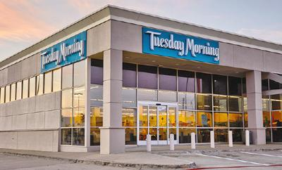 Tuesday Morning generic store