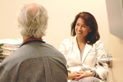 Arlington Free Clinic medical director receives state accolade