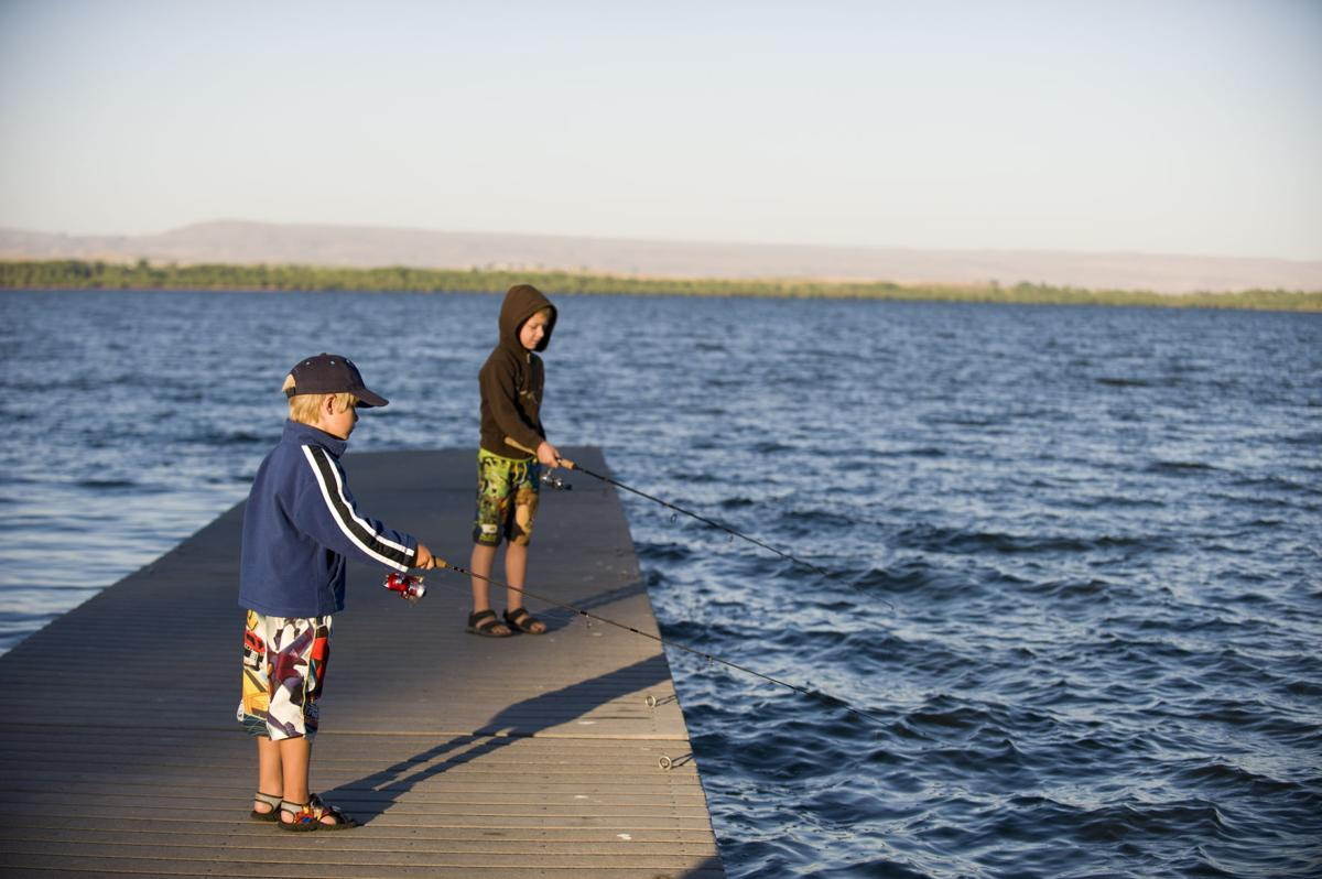 Survey says some cities better than others at responsible for Lake lowell fishing