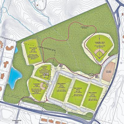 Proposed McLean parkland swap