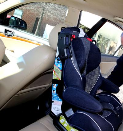 Prince William County Fire And Rescue Department Offers Car Seat