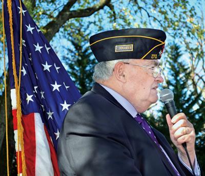 Veterans Day Ceremony 1
