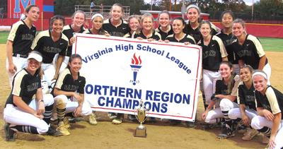 Langley wins softball title