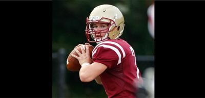 Oakton quarterback
