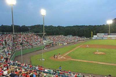 Strasburgh Potomac Nationals Pfitzner Stadium 2017