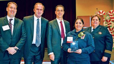 McLean Chamber honors first-responders, veterans