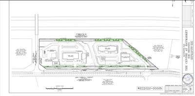 Centre at Haymarket site plan