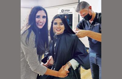 Donation of hair in McLean may be a record-breaker
