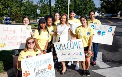 Marymount welcomes new arrivals