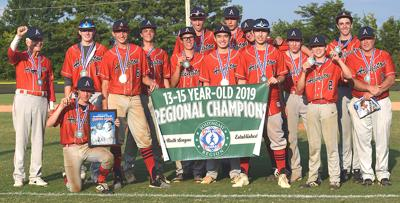 Arlington Babe Ruth squad ready for World Series competition
