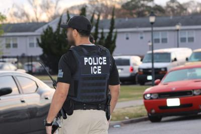 ICE Arrests Operation Virginia Immigration Provided 3