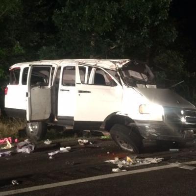 Boy, 5, among victims in I-95 crash that killed 6   Headlines