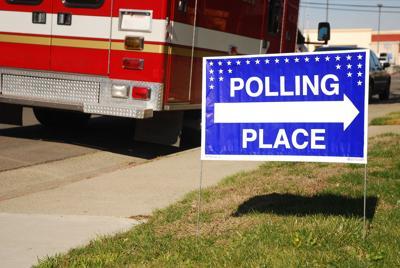 BIGSTOCK Polling Place Election Voting Vote