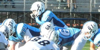Yorktown quarterback Yoest