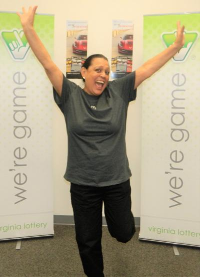 Woman wins Virginia Lottery's Corvette and Cash game off