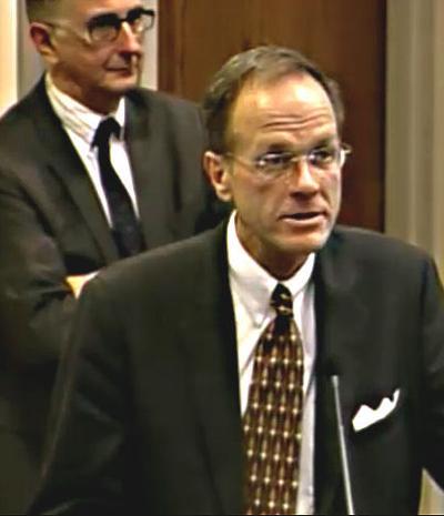 Superintendent Patrick Murphy