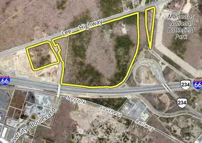 Large Gainesville data center targets land off I-66