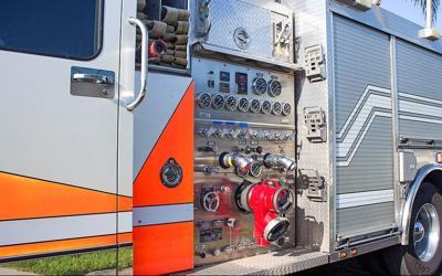 Fire Truck Generic Pixabay