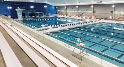 After long and winding road, Arlington aquatic center set for opening