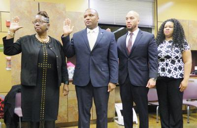 Installation of Arlington NAACP officers for 2017