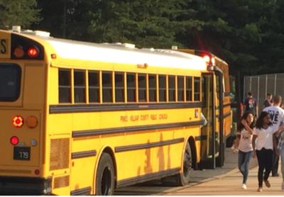 prince William school bus generic