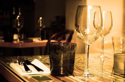 Restaurant Table Dining Pixabay