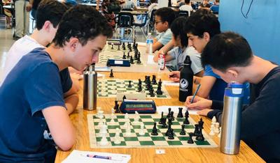 Scholastic chess competition