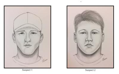 Sketches released in armed robbery on W&OD trail