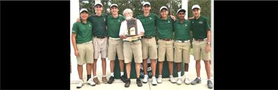 Langley state champ golf photo