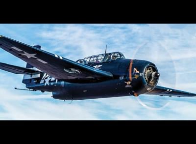 WWII-era warbirds coming to local airport later in month
