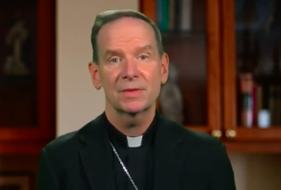 Bishop Michael Burbidge