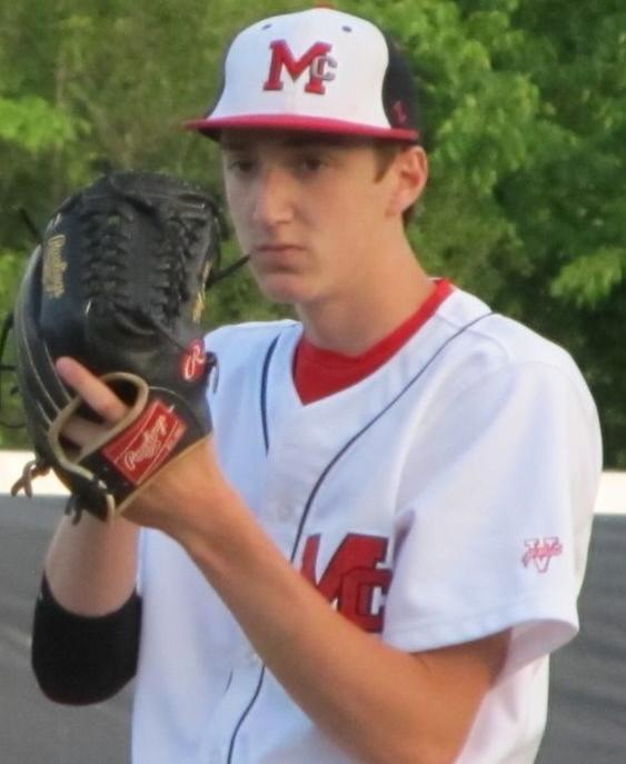 McLean pitcher Morse