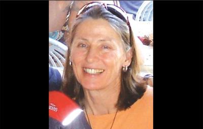 Arlington runner Anne Viviani