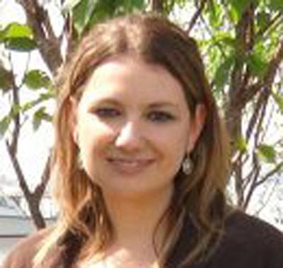 Chamber Vice President Kate Roche